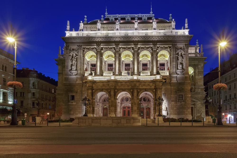 De Hongaarse Opera
