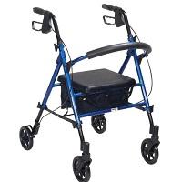 Medidu-Premium-Lichtgewicht-Rollator