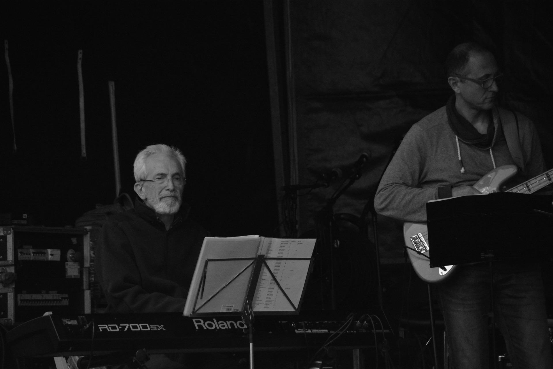 Muziek voor ouderen met dementie