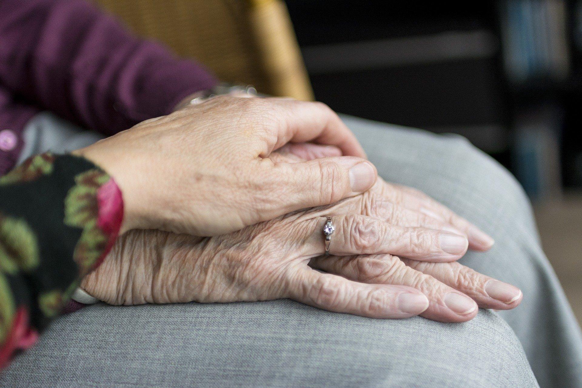Dagopvang dementerende ouderen