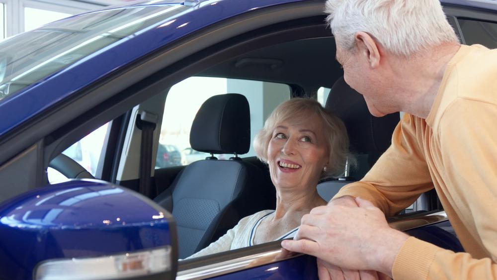 Auto voor ouderen