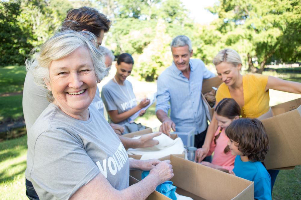 Waarom is vrijwilligerswerk belangrijk?