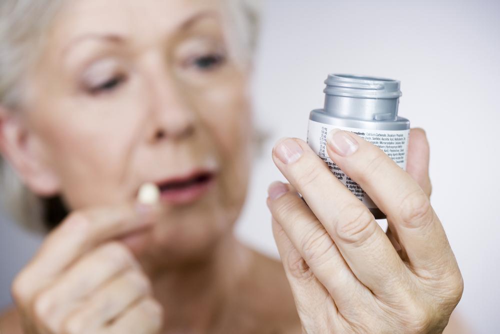Vitamine voor ouderen