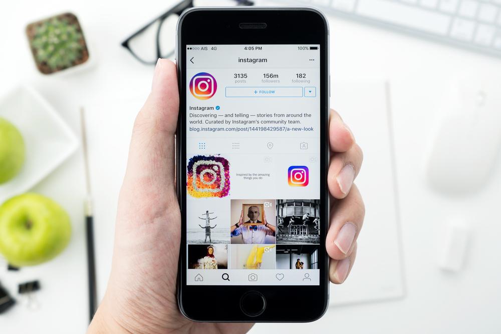 Instagram gebruiken