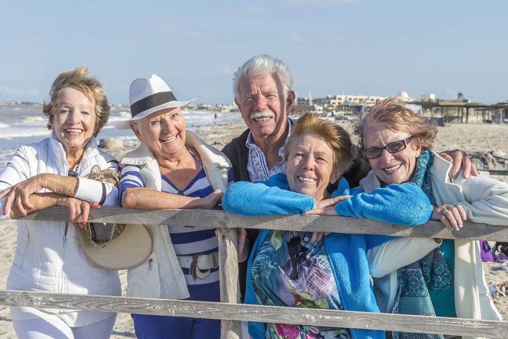 Single-reizen ouderen