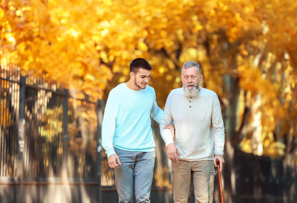 Gezelschap voor ouderen