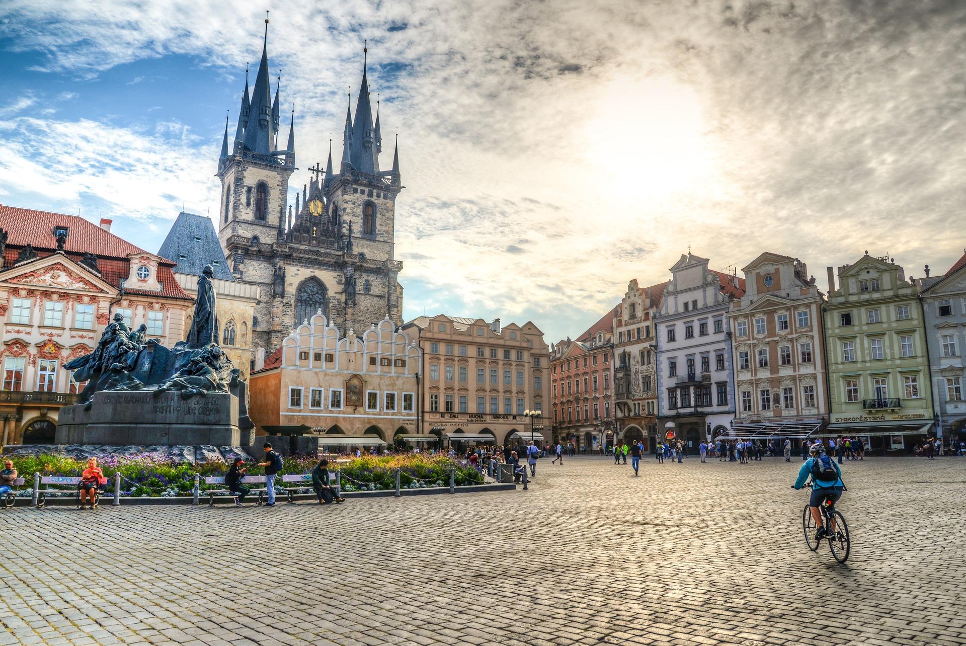 Ouderenreizen Oost-Europa
