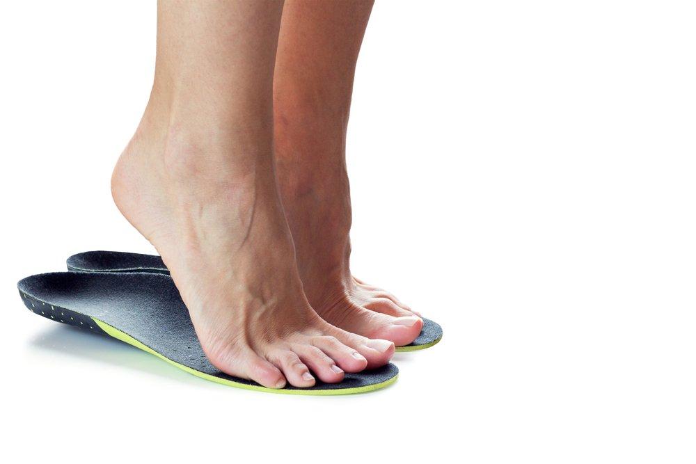 5 tips om voetklachten op oudere leeftijd te voorkomen inlegzolen