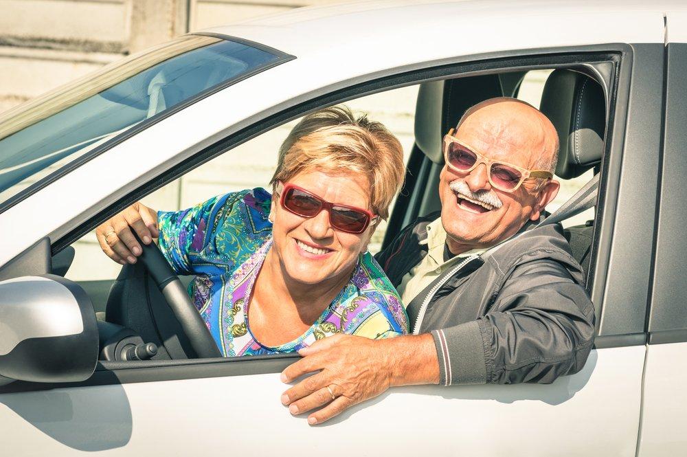 autoverhuur senioren