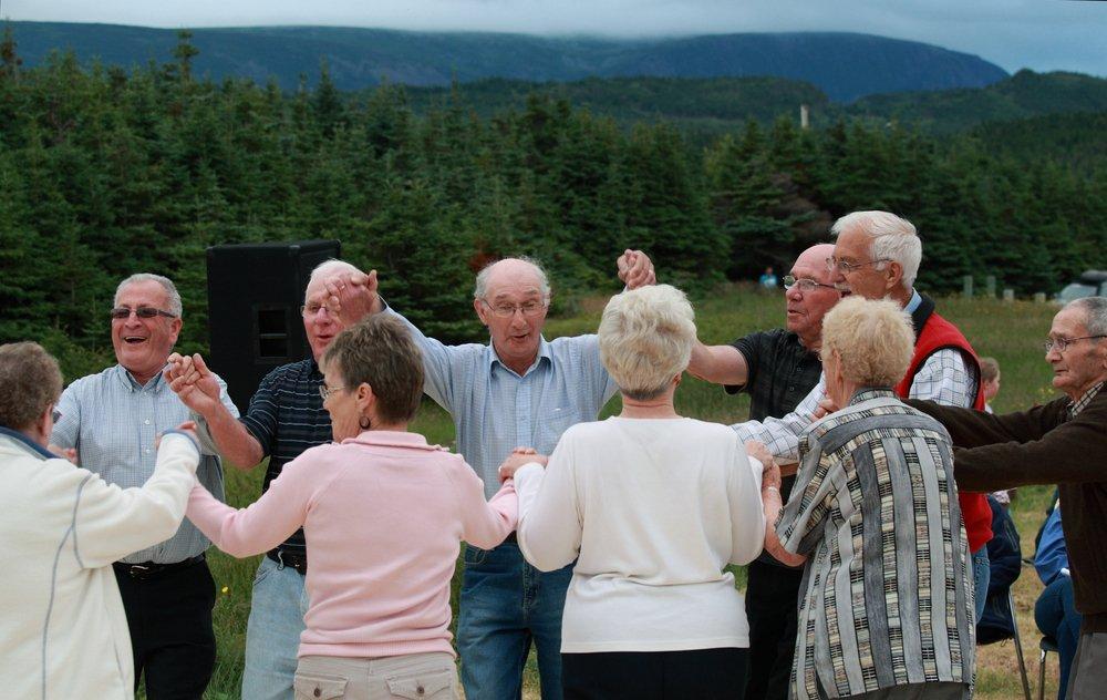 dansles senioren