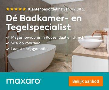Maxaro Badkamers