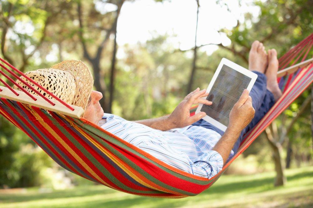 Handleiding iPad voor senioren
